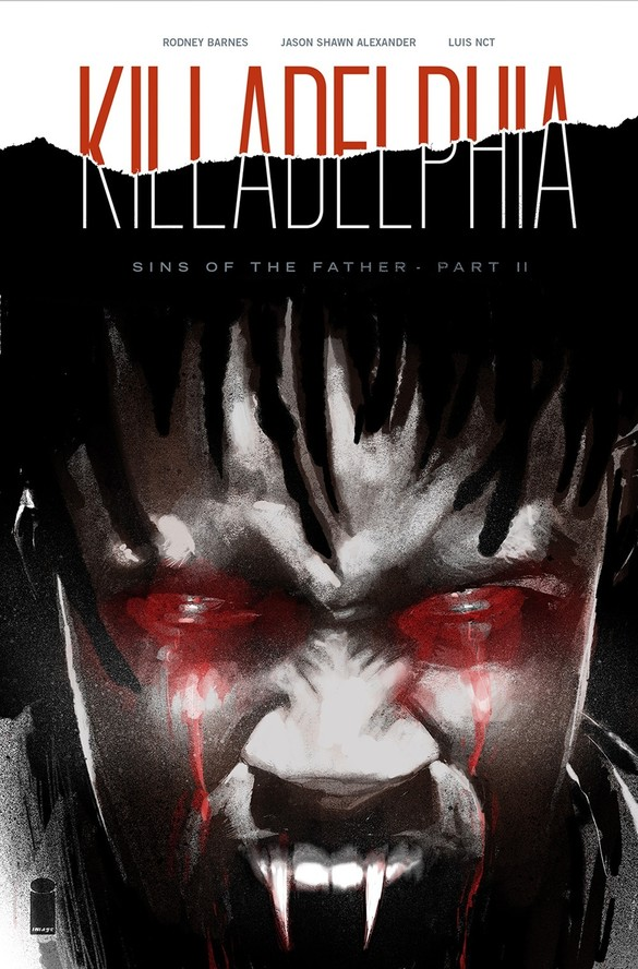 'Killadelphia' #2 review: A great leap forward (with muscular vampire legs)