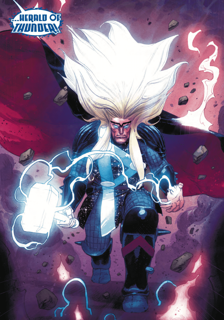 Galactus gains a new ally in 'Thor' #1