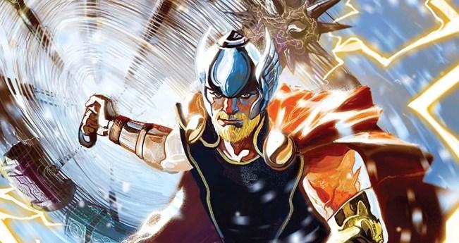 "Grappling with ""metatextual dynamics"": Jay Edidin talks 'Marvel's Thor: Metal Gods'"