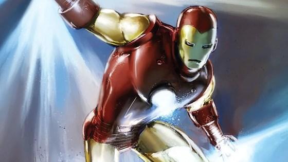 A decent but skippable attempt at an Iron Man origin retelling.