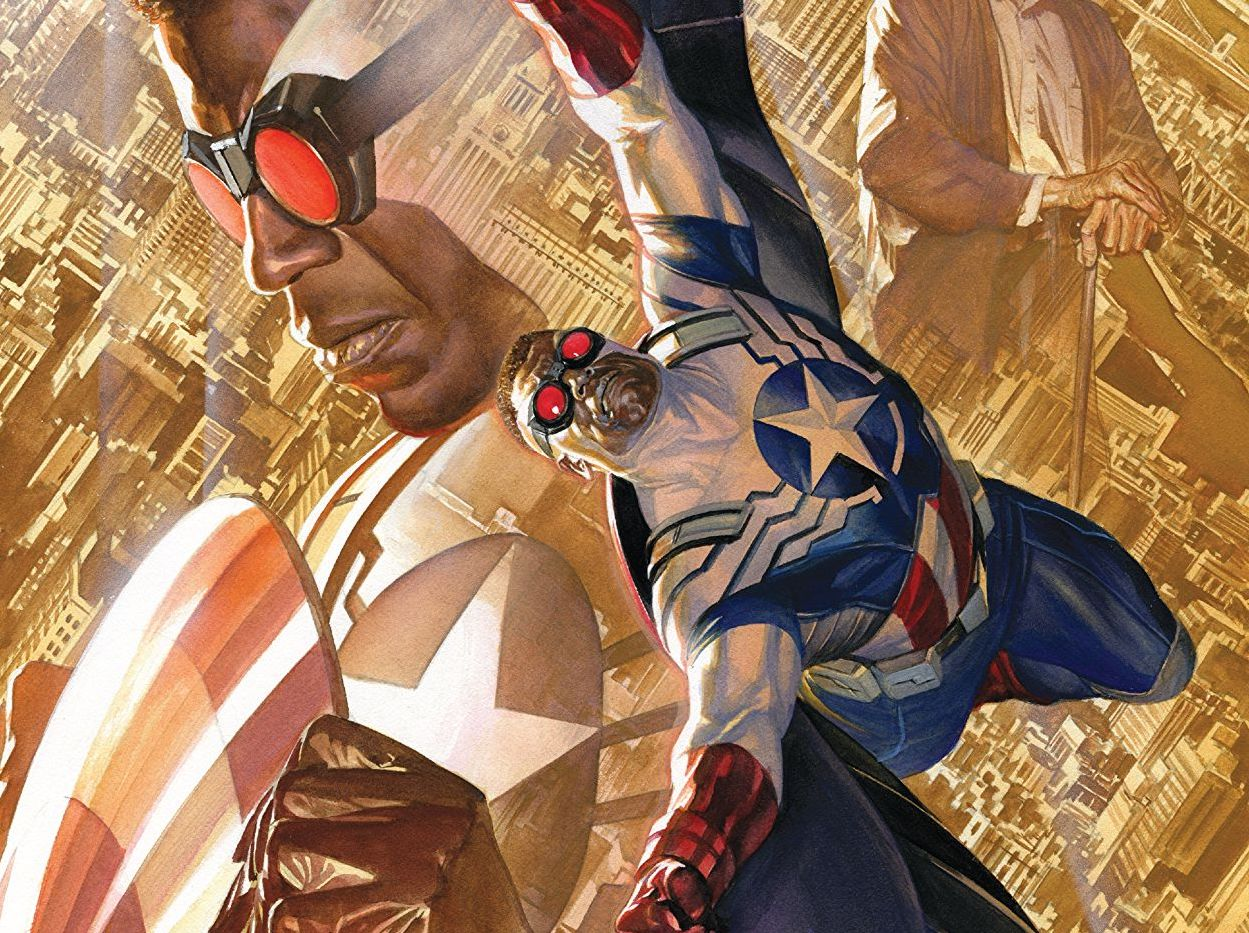 Captain America: Sam Wilson The Complete Collection Vol. 1 review