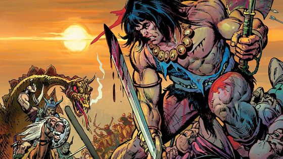 'Conan: The Hour of the Dragon' review: The OG comic series gets its due