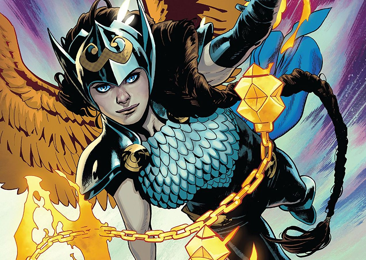 Valkyrie Vol. 1: The Sacred and the Profane review