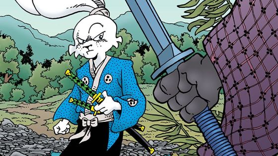 Usagi Yojimbo Color Classics #1 Review