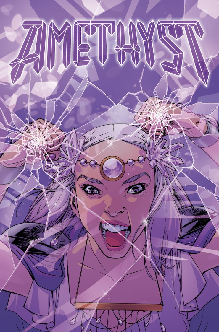 DC Preview: Amethyst #1