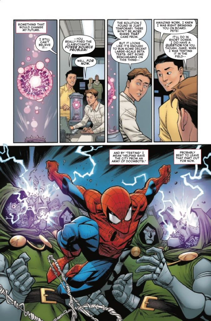 Amazing Spider-Man #37 Review