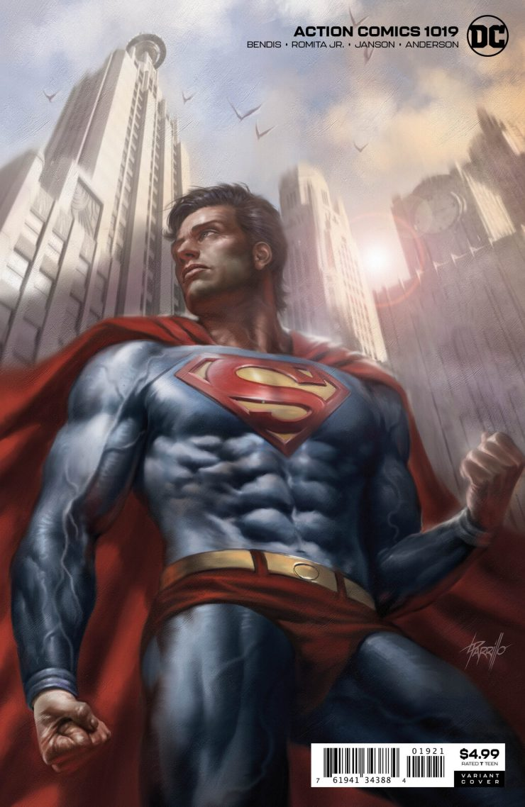 DC Preview: Action Comics #1019
