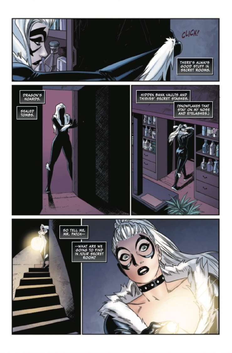 Marvel Preview: Black Cat #9
