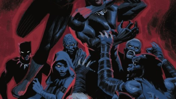 Marvel Preview: Black Panther #20