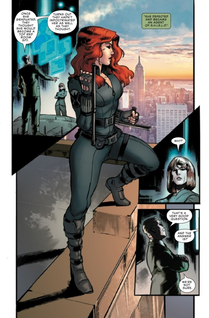 Marvel Preview: Marvel's Black Widow Prelude (2020) #1 (of 2)