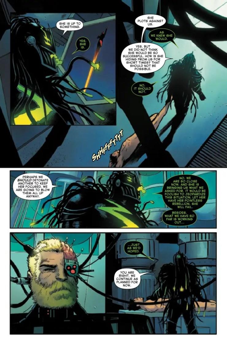 Marvel Preview: Captain Marvel #14