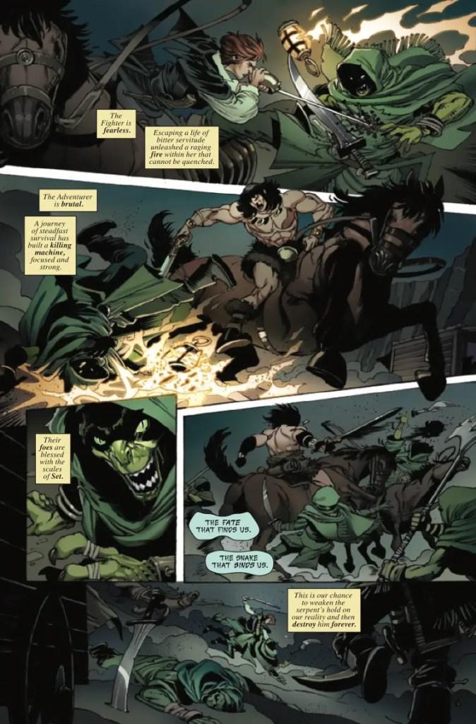 Marvel Preview: Conan: Serpent War #3