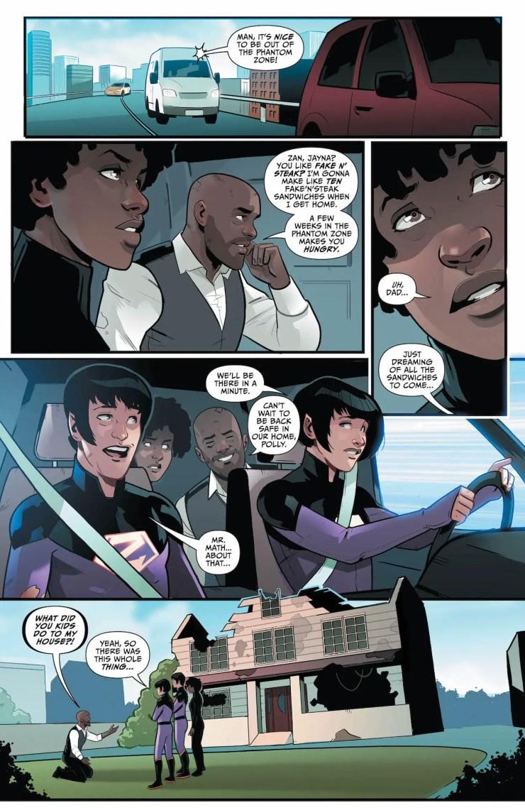 DC Preview: Wonder Twins #11