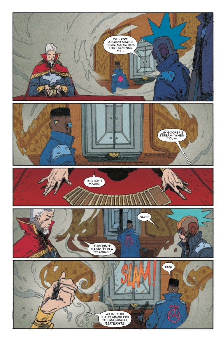 Doctor Strange: The End #1 Review