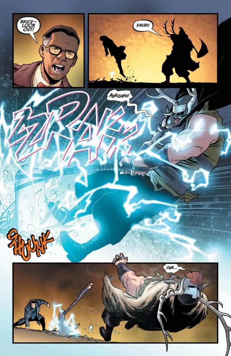 Detective Comics #1019 Review