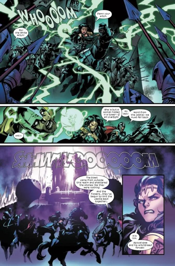 Excalibur #6 Review