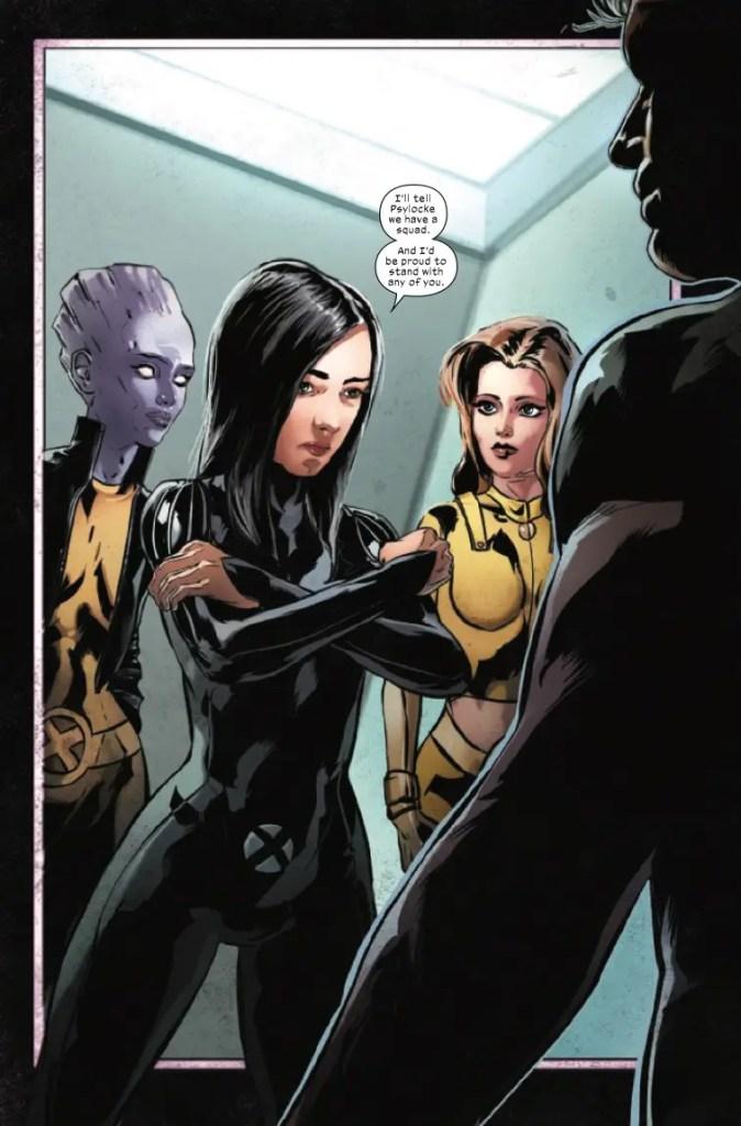 Marvel Preview: Fallen Angels #5