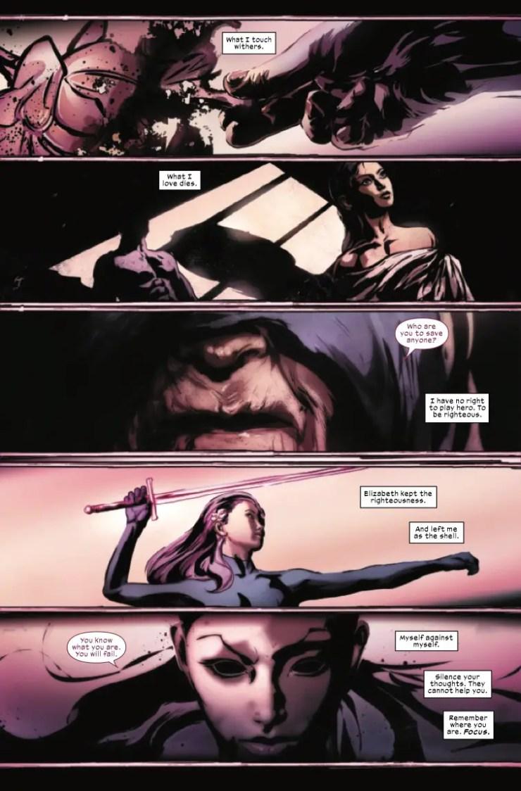 Marvel Preview: Fallen Angels #6