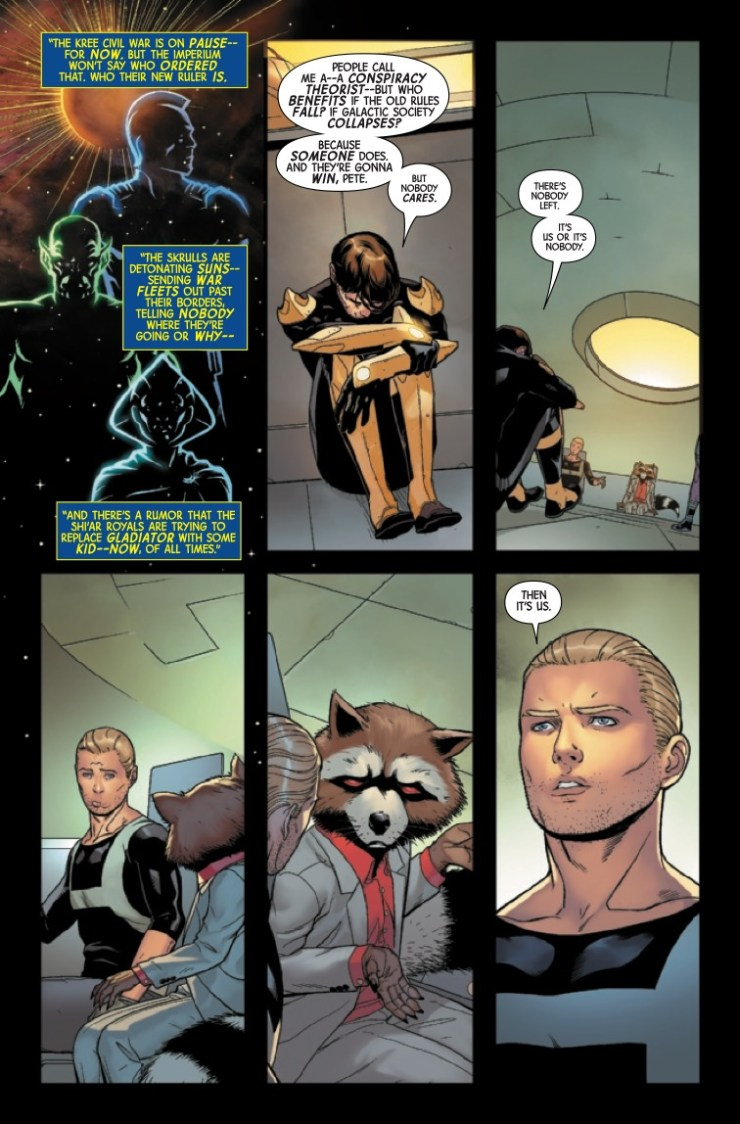 Marvel Preview: Guardians of the Galaxy (2020) #1
