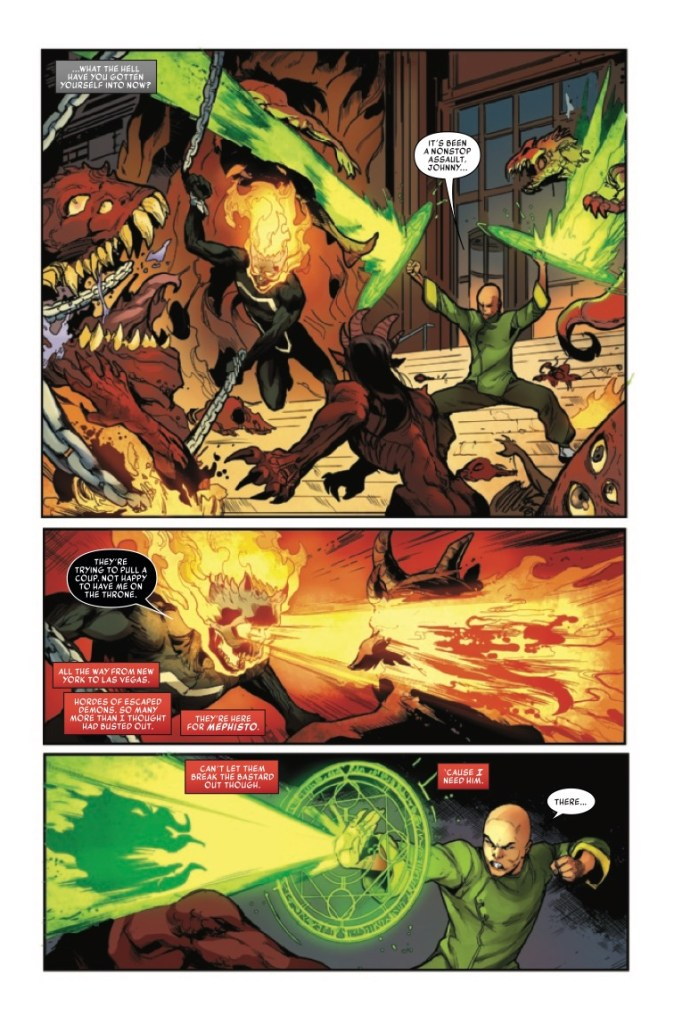 Marvel Preview: Ghost Rider #4
