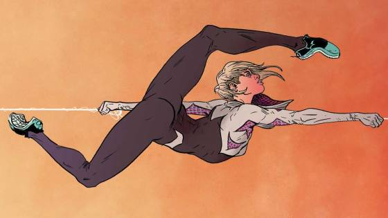 First Look: Gwen Stacy faces a new threat in 'Ghost-Spider' #7
