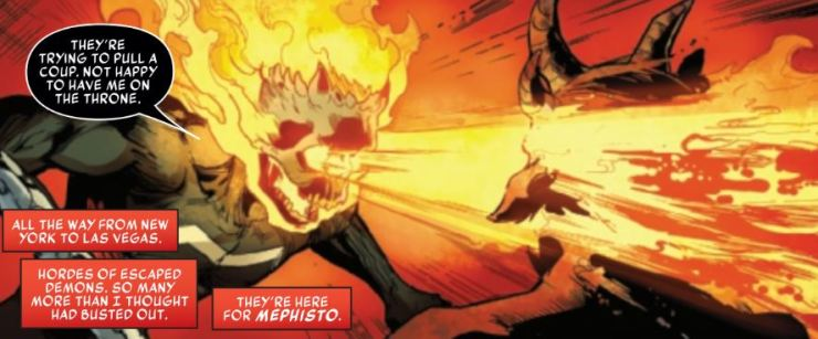 Ghost Rider #4 Review