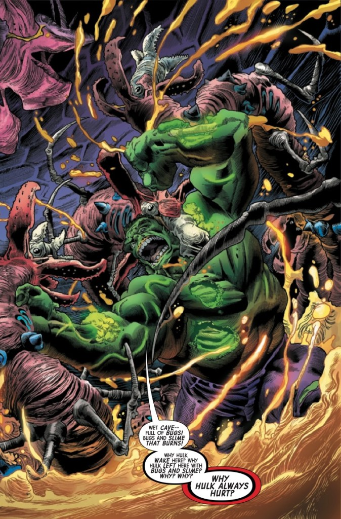 Marvel Preview: The Immortal Hulk #30