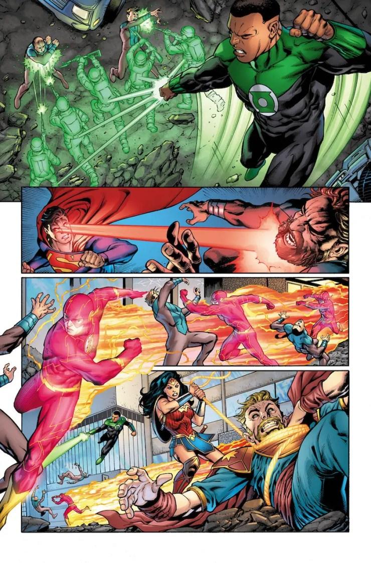 DC Preview: Justice League #41