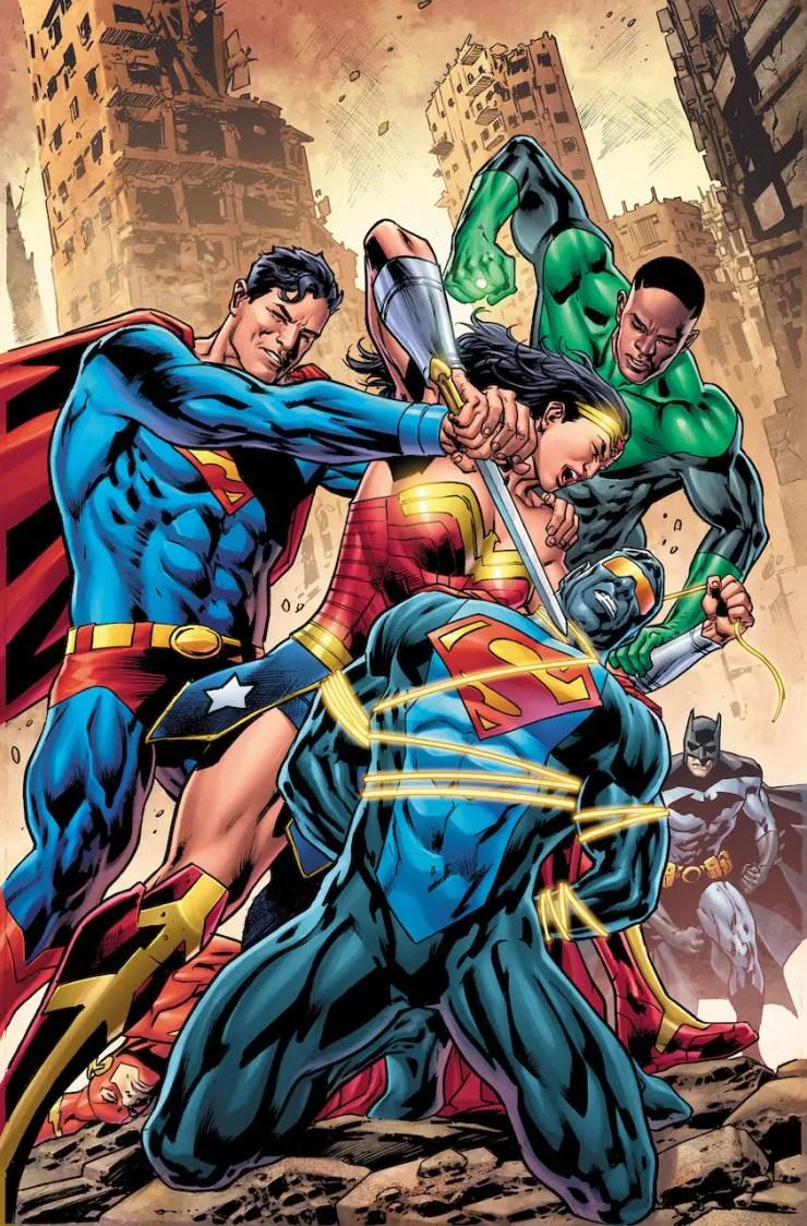 DC Comics Preview: Justice League #40