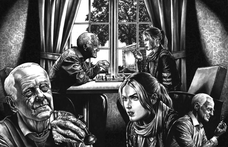 DC Preview: Joker/Harley:CriminalSanity #3