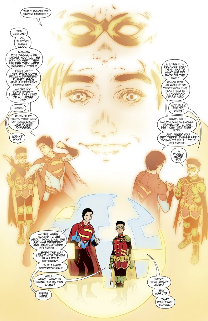 Legion of Super-Heroes #3 Review