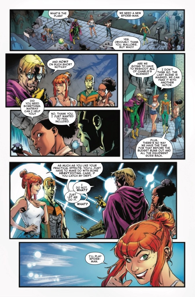 Marvel Preview: The Amazing Mary Jane #4