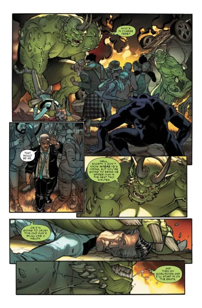 Marvel Preview: Miles Morales: Spider-Man (2018-) #15