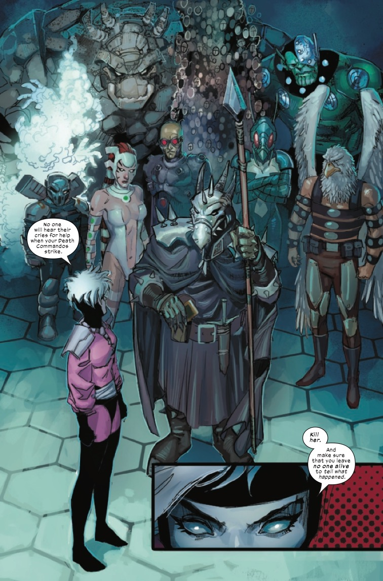 New Mutants #5 Review