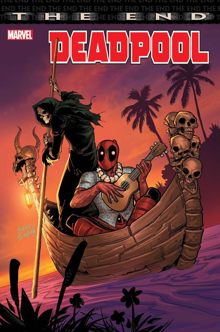EXCLUSIVE Marvel Preview: Deadpool: The End #1