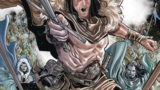 Savage Sword of Conan: Conan the Gambler TPB Review