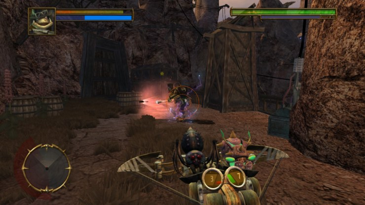 Oddworld: Stranger's Wrath Nintendo Switch review