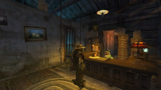 Oddworld: Stranger's Wrath Nintendo Switch review