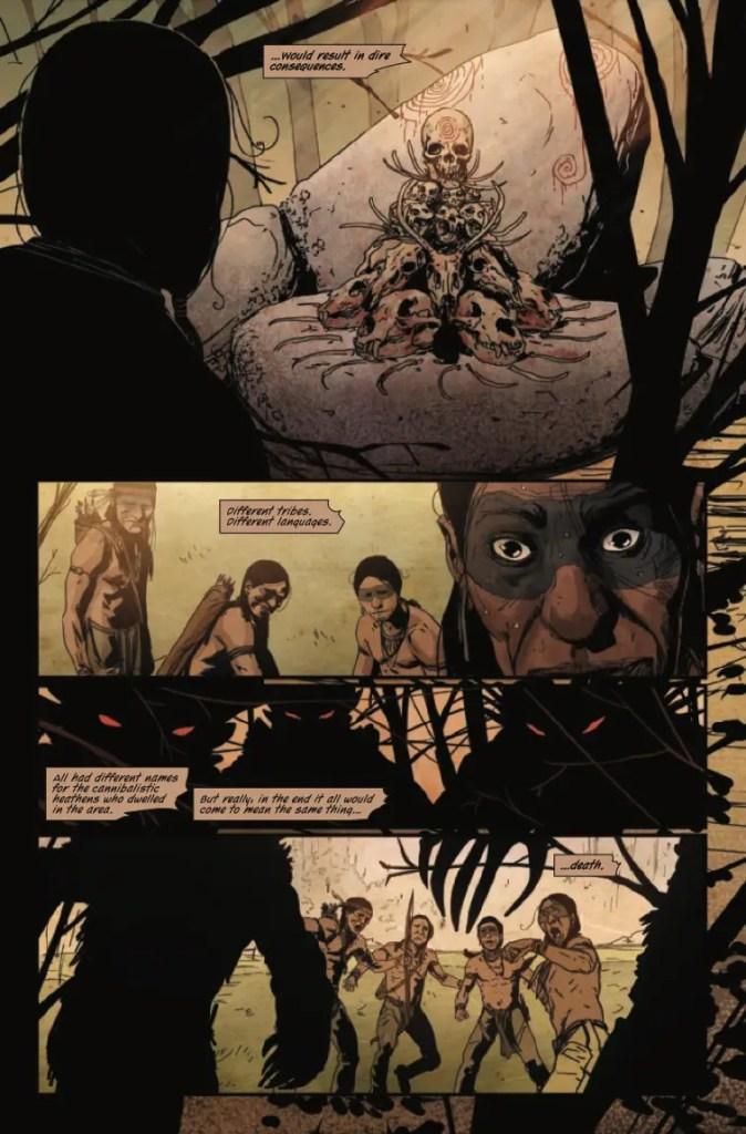 Marvel Preview: Ruins Of Ravencroft: Carnage #1