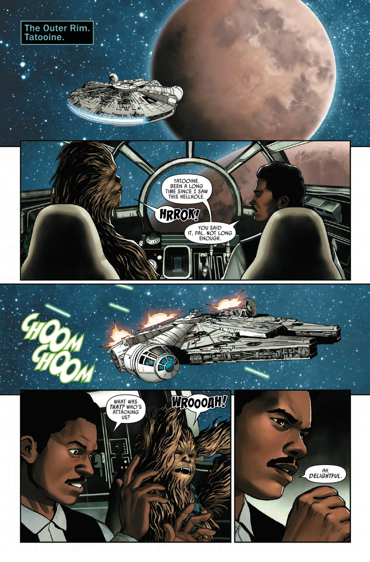 Star Wars #2 Review