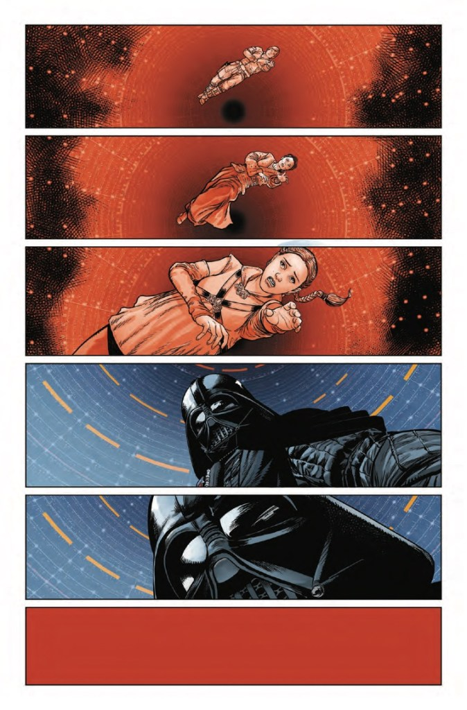Marvel Preview: Star Wars: Darth Vader #1