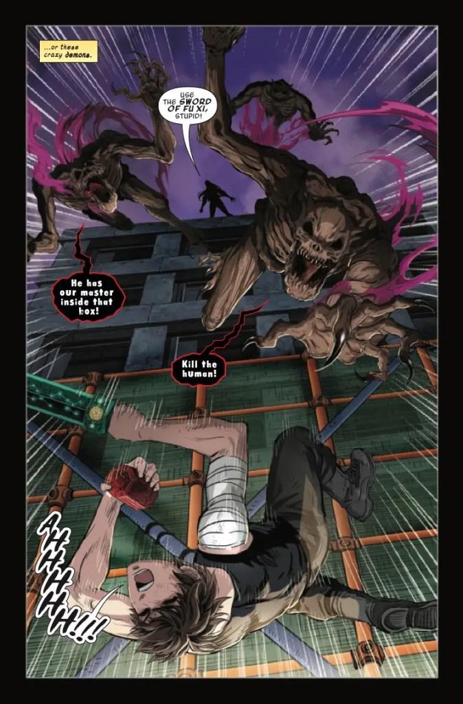 Marvel Preview: Sword Master #8