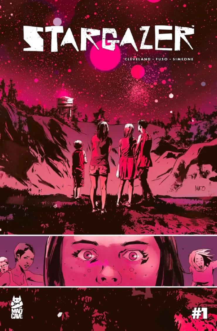 Mad Cave announces new series, 'Stargazer'