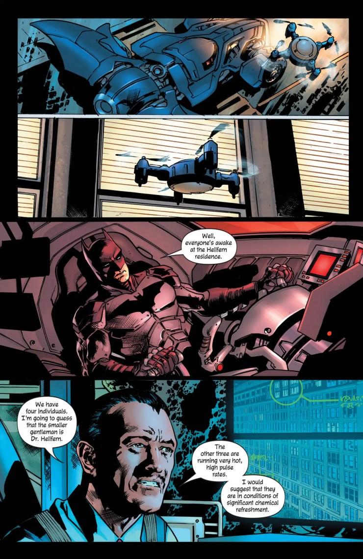 The Batman's Grave #4 Review