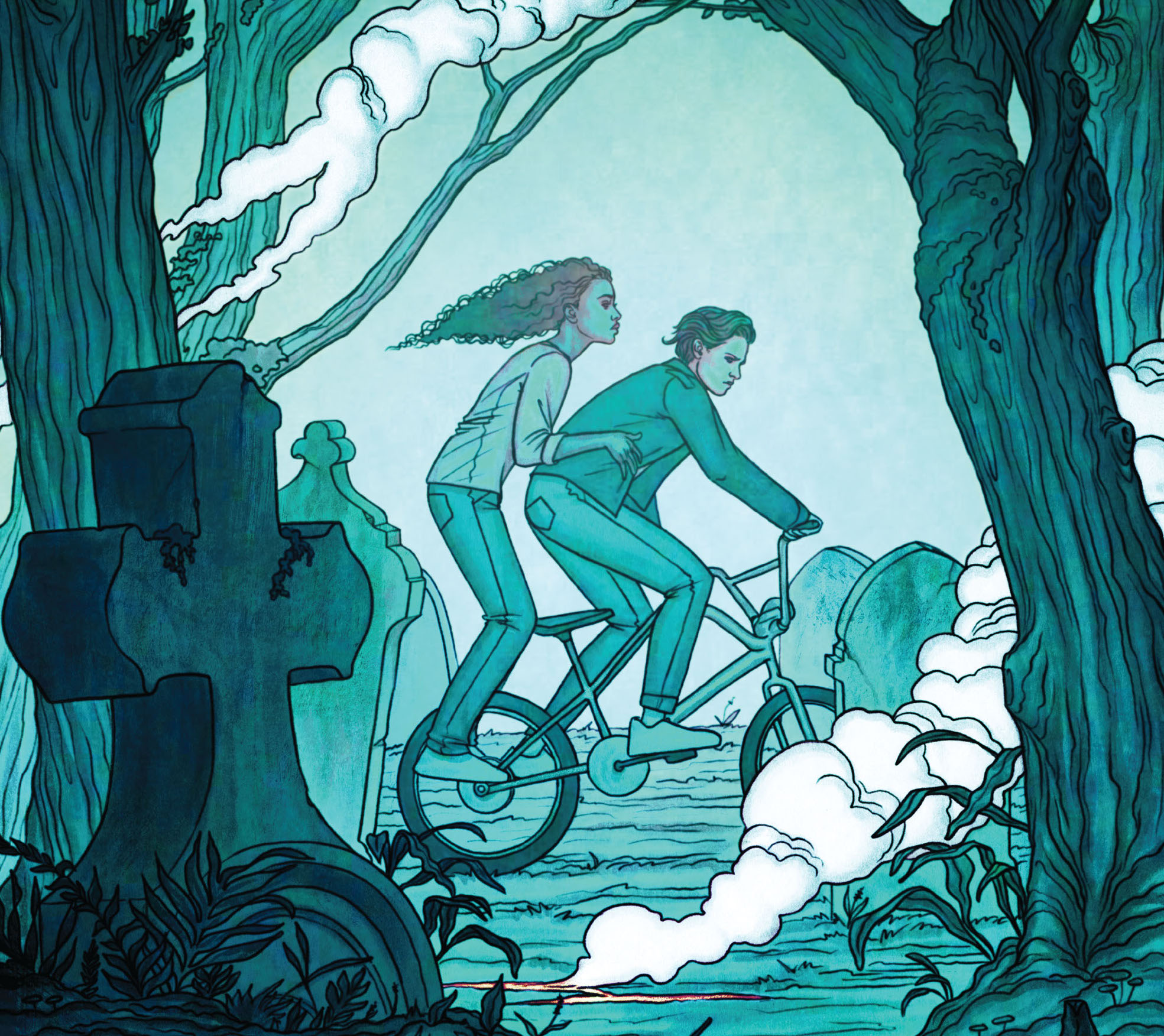 The Low, Low Woods #2 review