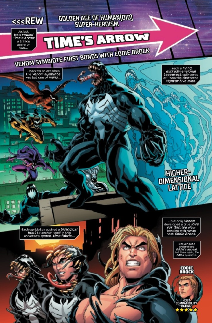 Marvel Preview: Venom: The End #1