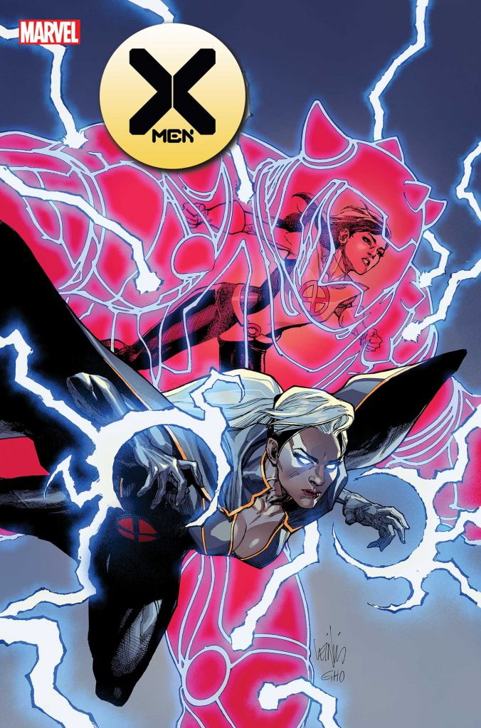 """Get hype, Marvel Comics teases """"special"""" team of mutants for 'X-Men' #5"""