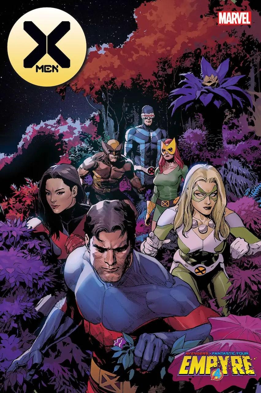 'X-Men by Jonathan Hickman' Vol. 2 review