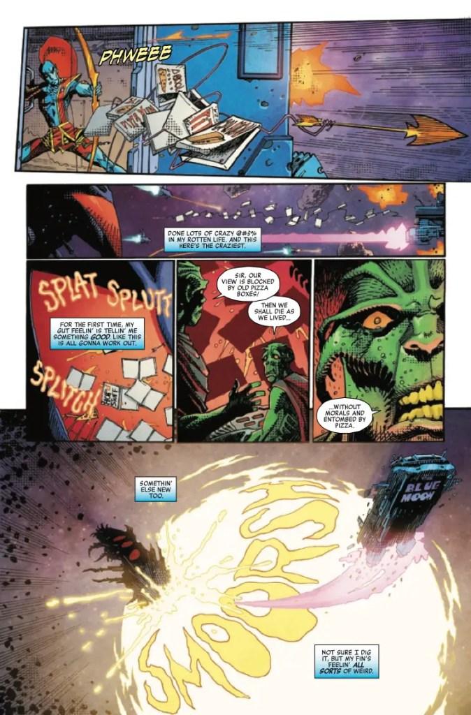 Marvel Preview: Yondu #4