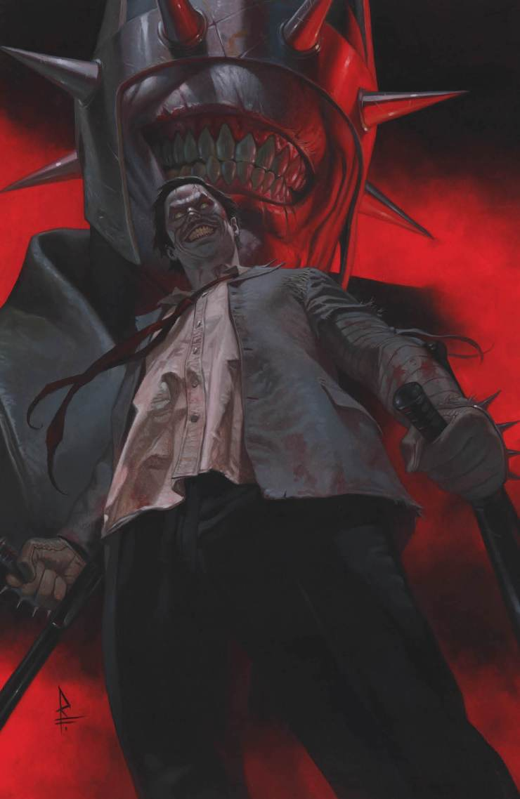 DC Preview: Year of the Villain: Hell Arisen #2